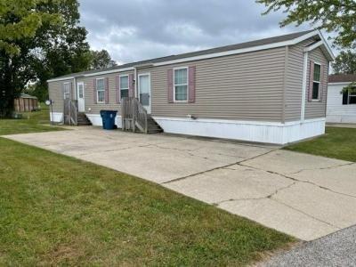 Mobile Home at 11159 Red Arrow Hwy Lot 181 Bridgman, MI 49106