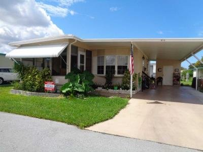 Mobile Home at 6115  Cortez Av New Port Richey, FL 34653