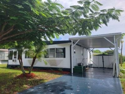 Mobile Home at 9 Arboles Lane Port Saint Lucie, FL 34952