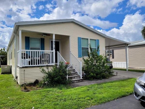 2007 Palh Mobile Home For Sale