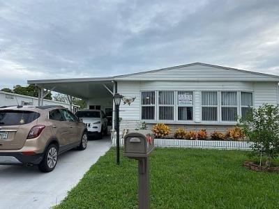 Mobile Home at 20 Flores Way Port Saint Lucie, FL 34952