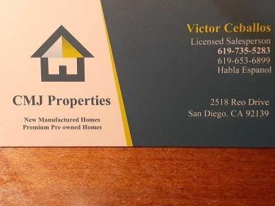 Mobile Home at 121 Orange Ave Spc  20 Chula Vista, CA 91911