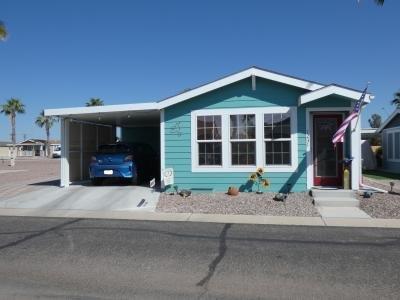 Mobile Home at 1110 North Henness Rd. #1231 Casa Grande, AZ 85122