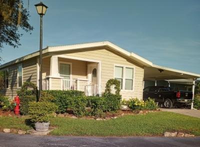 Mobile Home at 3821 Bubba Dr Zephyrhills, FL 33541