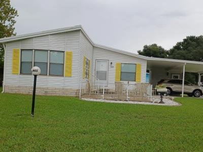 Mobile Home at 5605 SW 58th St. Ocala, FL 34474