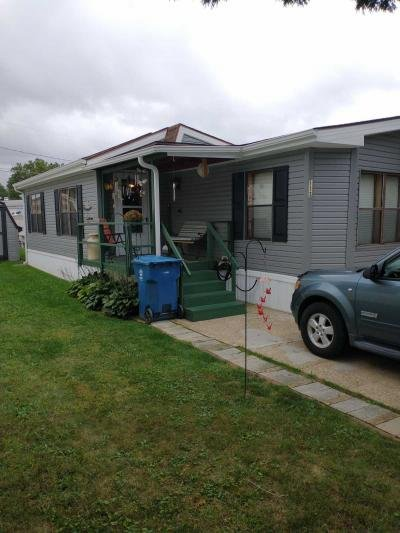 Mobile Home at 113 Maple Hill Lane Akron, OH 44312