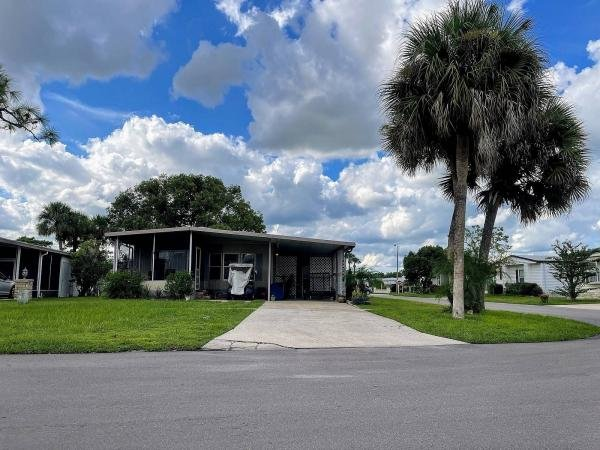1981 PALM Mobile Home For Sale
