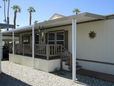 Mobile Home at 84 Sand Creek Cathedral City, CA 92234