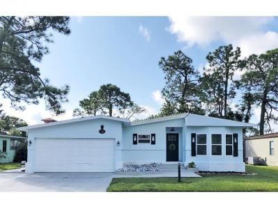 Mobile Home at 920 Via La Paz North Fort Myers, FL 33903