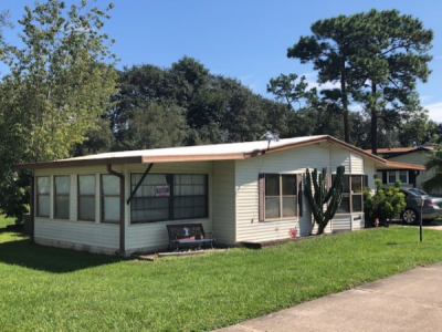 Mobile Home at 449 Wedgewood Court Orange City, FL 32763