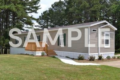 Mobile Home at 14519 Winding Creek Lane Lot 102 West Olive, MI 49460