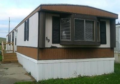 Mobile Home at 41275 Old Michigan Ave. #59 Canton, MI 48188