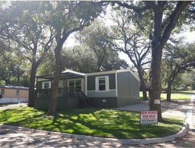 Mobile Home at 6916 Nine Mile Azle Rd. #10 Fort Worth, TX 76135