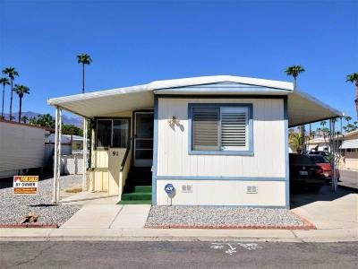 Mobile Home at 91 Dunes Circle Cathedral City, CA 92234