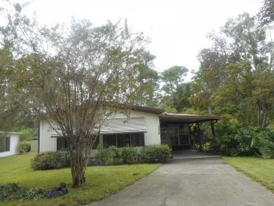 Mobile Home at 195 Orchid Dr Fruitland Park, FL 34731