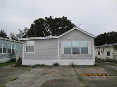 Mobile Home at 4421 Lane Road, Lot 15B Zephyrhills, FL 33541