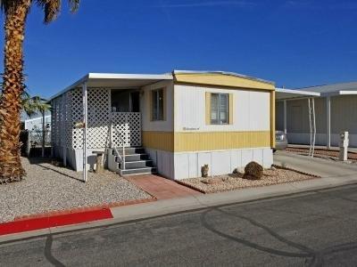 Mobile Home at 5805 W. Harmon Ave Las Vegas, NV 89103