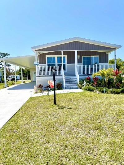 Mobile Home at 1060 W. Lakeview Dr Sebastian, FL 32958