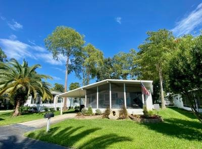 Mobile Home at 45 Cedar In The Wood Port Orange, FL 32129