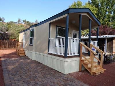 Mobile Home at 480 S Rainbow Dr #57 Star Valley, AZ 85541