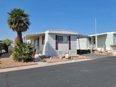 Mobile Home at 1292 Lynwood St. Boulder City, NV 89005