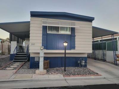 Mobile Home at 4525 W. Twain Las Vegas, NV 89103
