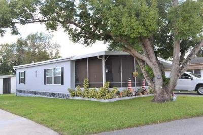 Mobile Home at 821 Sabal Palm Dr. Casselberry, FL 32707