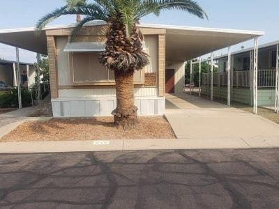 Mobile Home at 4065 E. University Drive #532 Mesa, AZ 85205