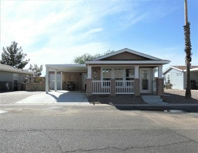 Mobile Home at 1110 North Henness Rd. #1144 Casa Grande, AZ 85122