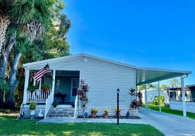 Mobile Home at 1000 Walker St. #22 Holly Hill, FL 32117