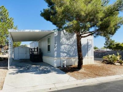 Mobile Home at 5805 W. Harmonn Las Vegas, NV 89103