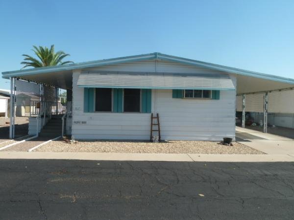 1981 Palm Harbor Mobile Home For Sale