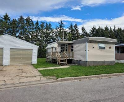 Mobile Home at 1331 Bellevue St  Lot 166 Green Bay, WI 54302