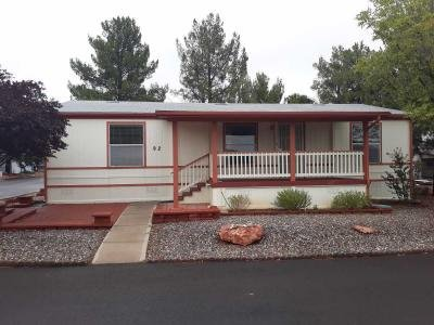 Mobile Home at 2050 W. State Rte. 89A Lot 92 Cottonwood, AZ 86326