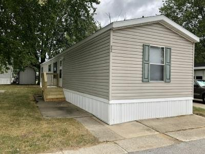 Mobile Home at 022 Creek Ridge Michigan City, IN 46360