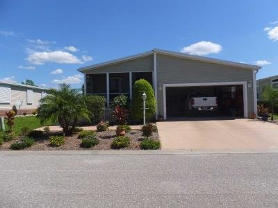 Mobile Home at 19299 Potomac Circ North Fort Myers, FL 33917