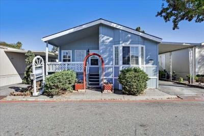 Mobile Home at 735 Spindrift Dr. San Jose, CA 95134