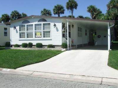 Mobile Home at 7300 20th St #86 Vero Beach, FL 32966