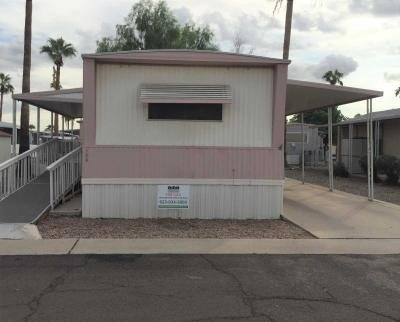 Mobile Home at 8401 N. 67th Ave #128 Glendale, AZ 85302
