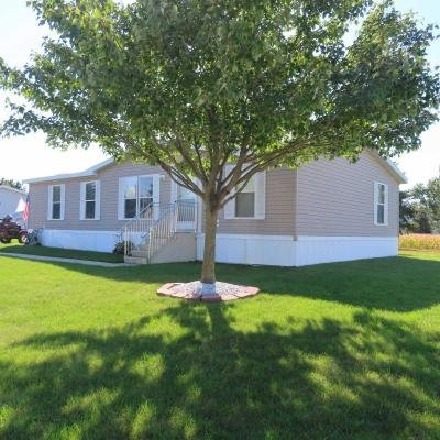 Mobile Home at 1114 Bloomfield Wayland, MI 49348