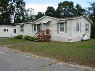 Mobile Home at Unit #53 - 268 Palmer Road Monson, MA 01057