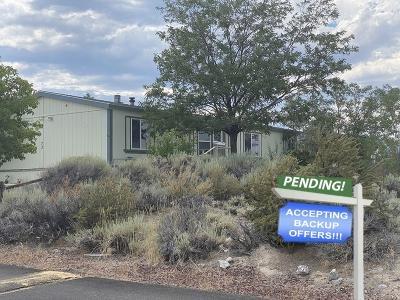 Mobile Home at 17650 S Reno Park Blvd #73 Reno, NV 89508