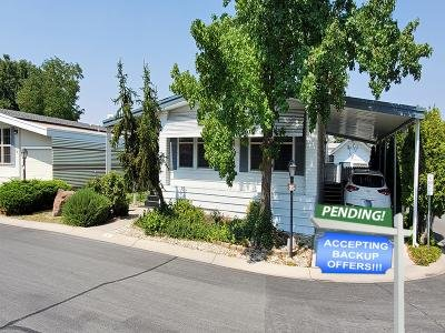 Mobile Home at 675 Parlanti Ln #35 Sparks, NV 89434