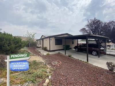 Mobile Home at 50 Chablis Reno, NV 89512