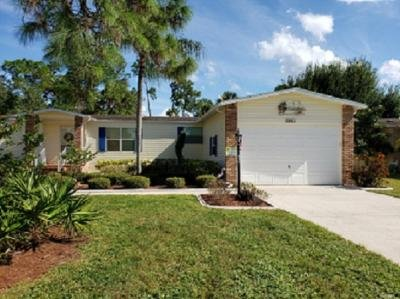 Mobile Home at 10804 Meadows Ct., #41C North Fort Myers, FL 33903