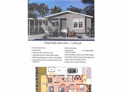 Mobile Home at 26320 Lexington Dr Bonita Springs, FL 34135