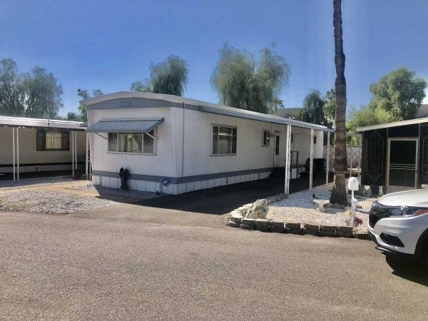 1970 Elkhart Manufacturing Co Mobile Home For Sale