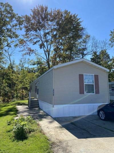 Mobile Home at 6490 Linda Lane Ravenna, OH 44266
