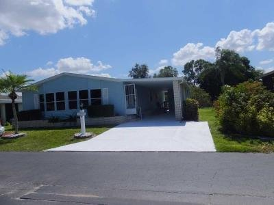 Mobile Home at 2556 Macon Circle North Fort Myers, FL 33917