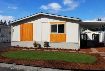 Mobile Home at 13900 SE Hwy 212 #208 Clackamas, OR 97015